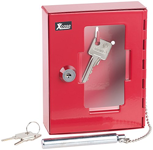 Xcase Notschlüsselkasten: Profi-Notschlüssel-Kasten mit...