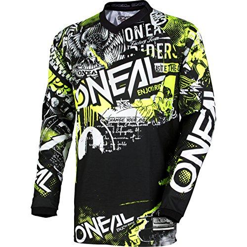 O'NEAL | Motocross-Shirt Langarm | Kinder | MX MTB Mountainbike |...