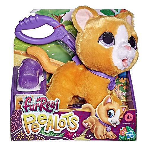 Hasbro E89495L20 furReal Peealots Große Racker Katze interaktives...