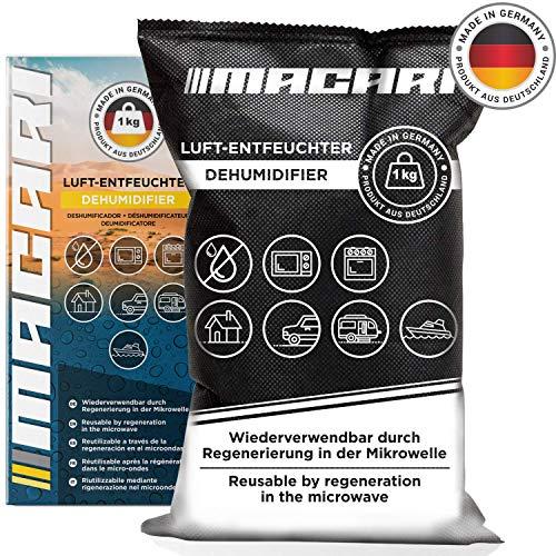 Macari Luftentfeuchter Auto Wiederverwendbar, Made in Germany, Anti...