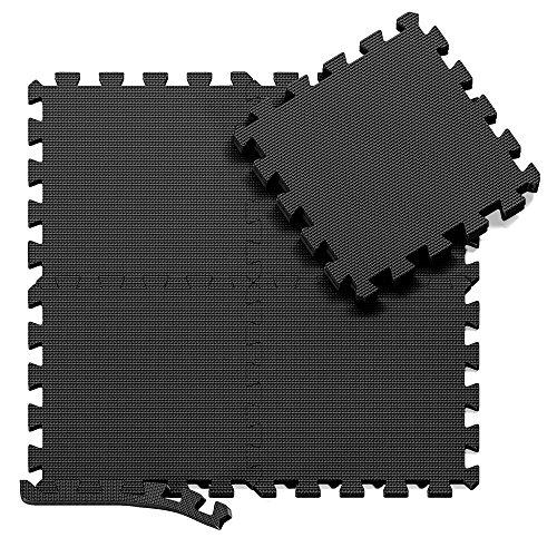 Schutzmatten Set Puzzlematte Bodenschutz Matte - 18 Puzzle...