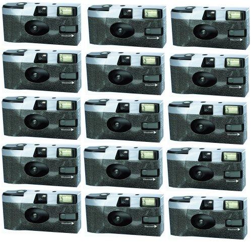 FV-Sonderleistung 1EFLK71-15 Klassik Kameralook Einwegkamera mit Blitz...