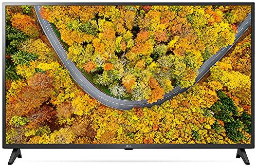 LG 43UP75009LF 108 cm (43 Zoll) UHD Fernseher (4K, 60 Hz, Smart TV)...