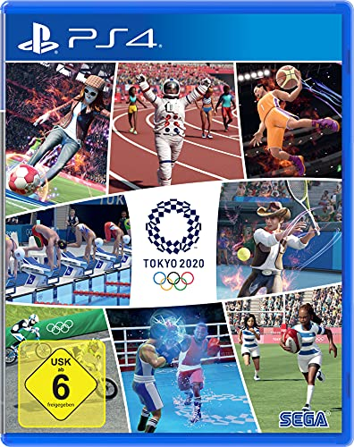Olympische Spiele Tokyo 2020 - Das offizielle Videospiel (Playstation...