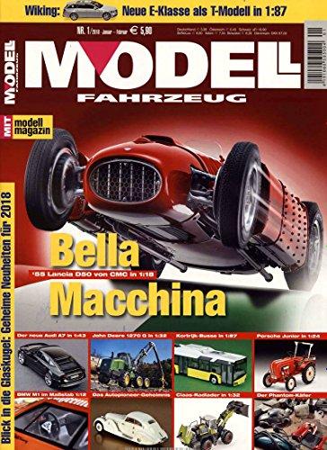 Modell Fahrzeug [Jahresabo]
