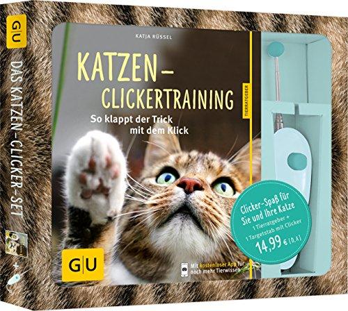 Katzen-Clickertraining-Set: So klappt der Trick mit dem Klick....
